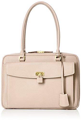 濱野皮革工藝のバッグを母親にプレゼント width=