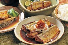 岩手県特産品 「三陸おのや」やわらか煮魚セット