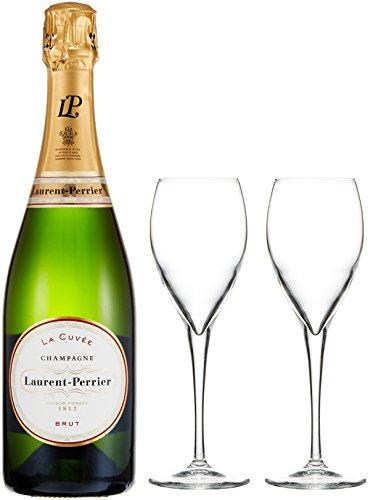 【英国王室御用達のシャンパン】 ローラン・ペリエ ラ キュベをバレンタインにプレゼント