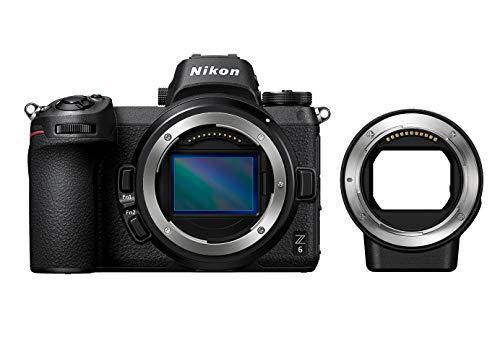 Nikon ミラーレス一眼 ニコン Z6 FTZ マウントアダプターキットZ6FTZKIT