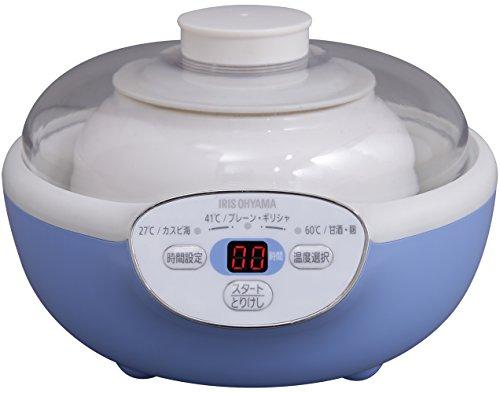 アイリスオーヤマ ヨーグルトメーカー 温度調節機能付き PYG-15-A