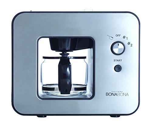 全自動ミル付きコーヒーメーカーはコーヒー好きの上司に最適なプレゼント
