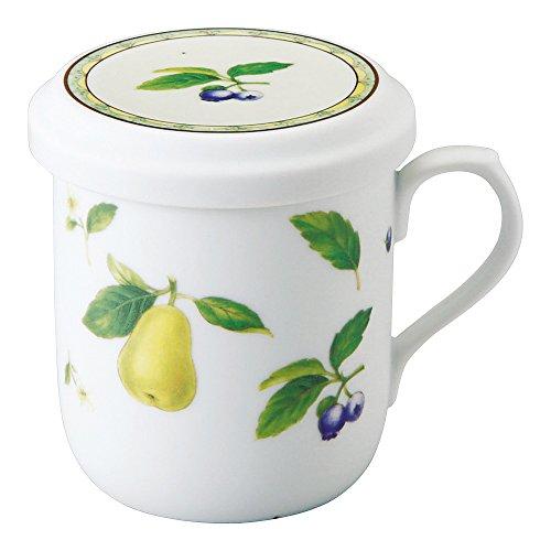 NARUMI(ナルミ) フタ付マグカップ(果物) 290cc 40978-32930 日本製