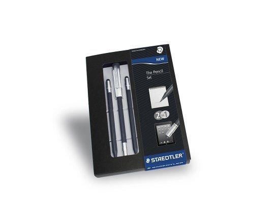 ステッドラー The Pencil Set タッチペン付き鉛筆3本セット