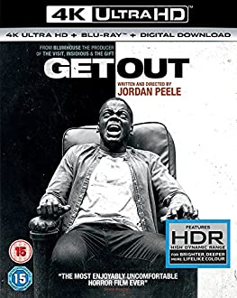 Get Out [Region B] [Blu-ray]