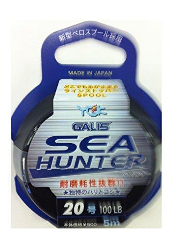 よつあみ(YGK) ガリス シーハンター5M 100LB(20号)