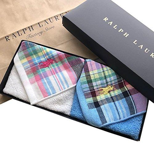 Ralph Laurenのハンカチはプレゼントギフトの定番で人気