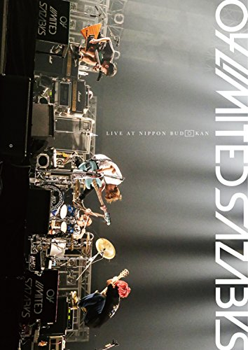 LIVE AT NIPPON BUDOKAN[DVD初回生産限定盤]