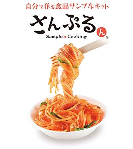 元祖食品サンプル屋「さんぷるん」Vol.1 スパゲッティナポリタン(中級) 自分で作る食品サンプルキット