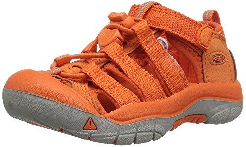 KEEN キーン サンダル 靴 キッズ NEWPORT H2 ニューポート エイチツー GOLDEN POPPY (1018264 SS18)●