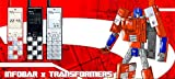【Makuake限定】au×TRANSFORMERS PROJECT 3体セット+特製スリーブ
