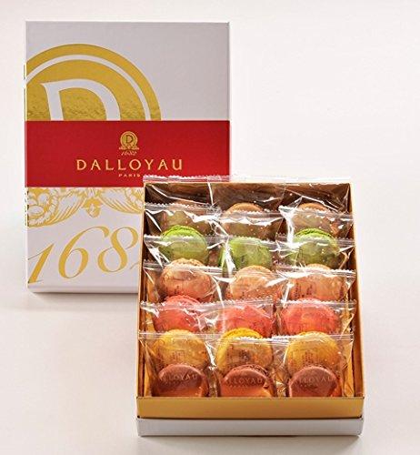 DALLOYAU ダロワイヨ マカロン18個詰 ダロワイヨ