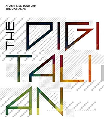 ARASHI LIVE TOUR 2014 THE DIGITALIAN(通常盤) [Blu-ray]