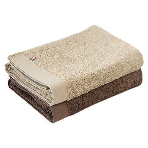 今治タオルは肌触りがよく人気のバスタオル