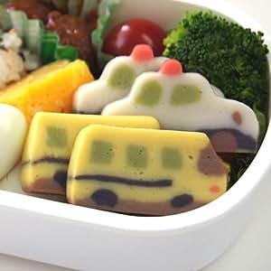 【鈴廣かまぼこ】かまぼこトミカ パトカー・バス: 食品・飲料・お酒