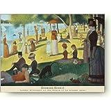 ジョルジュ スーラ グランド ジャット島の日曜日の午後 アートポスター