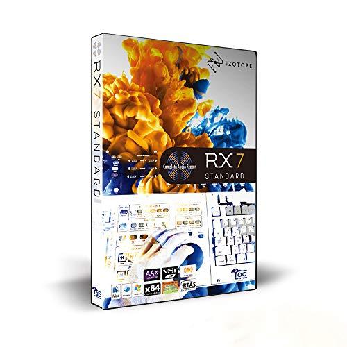 iZotope RX7 Standard オーディオ修復ソフト 【ダウンロード版】 アイゾトープ 大沢伸一(MONDO GROSSO) さんのオススメ機材は「IZOTOPE RX7」【徹底紹介】プロの作曲家・アーティストの買ってよかったオススメ機材・プラグイン!エンジニア・DTMerは必見!【DTM・REC】