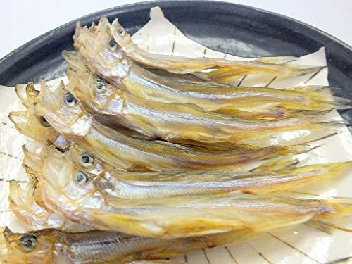 北海道産 本乾ししゃも 20尾前後 50g 脂ののった雄柳葉魚使用 本場広尾産