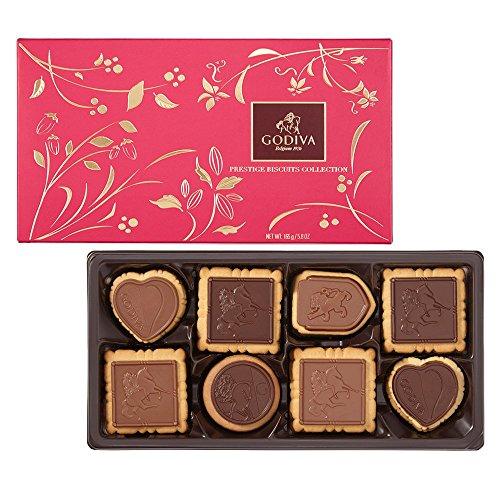 ゴディバ (GODIVA) プレステージビスキュイコレクションはバレンタインに人気の高いチョコレート