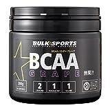 バルクスポーツ アミノ酸 BCAAパウダー 200g グレープ