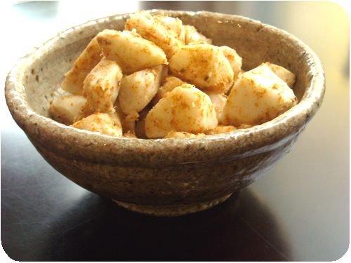 BONGAのスパイスクッキングキット「里芋のエスニックサラダ」 (2~3人×2回)簡単に作れて、低カロリー。送料無料でポスト投函!!