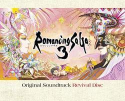 Romancing SaGa 3 Original Soundtrack Revival Disc (映像付サントラ/Blu-ray Disc Music) (特典なし)