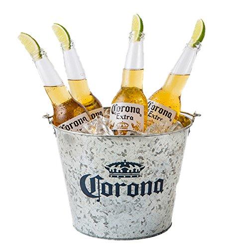 冷えたコロナ・エキストラは人気のビール