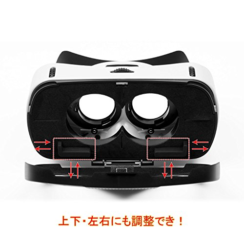 SoundSOUL 3D メガネ VRヘッドセット G3