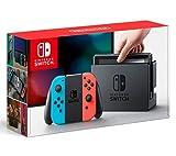 Nintendo Switch 本体 (ニンテンドースイッチ) 【Joy-Con (L) ネオンブルー/(R) ネオンレッド】