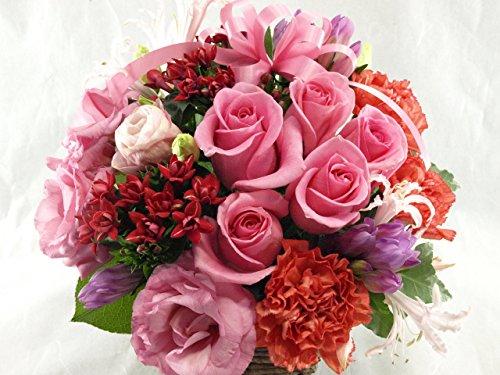 いくつになっても貰って嬉しい花束をプレゼント