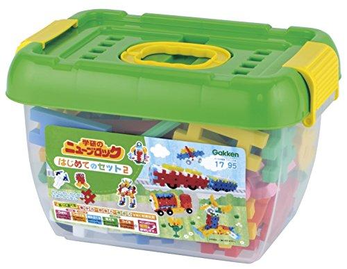 積み木はお子様へのプレゼントに人気のギフト