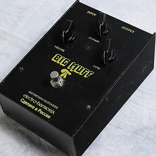 electro-harmonix/BIG MUFF V7D 【徹底紹介】KOTORI・上坂仁志のエフェクターボード・機材を解析!ツマミ・ノブの位置も分かる!ギターを支える足元の機材の数々を紹介! #KOTORI #上坂仁志【金額一覧】