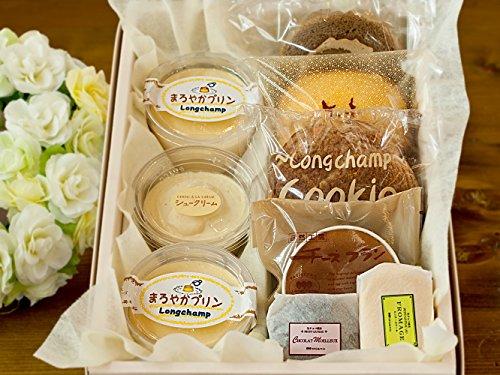 プリン シュークリーム ロールケーキ チョコレートケーキ チーズケーキ 半生 ケーキ いろいろセット (ギフト 小サイズ)