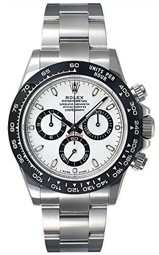 (ロレックス) ROLEX 腕時計 デイトナ 116500LN ホワイト メンズ [並行輸入品]