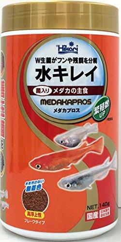ヒカリ (Hikari) メダカプロス 140g