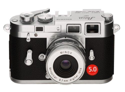MINOX デジタルカメラ ミノックス DCC Leica M3 (5.0) 500万画素 60302