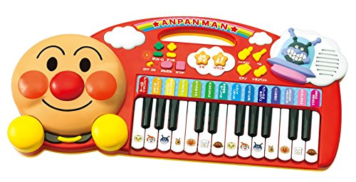 アンパンマンのノリノリおんがくは子供がよろこぶおもちゃ