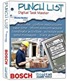 Bosch Punch List Digital Task Master, Master Builder 2003 Version #BDPTPLMB (DVD-ROM) by Bosch