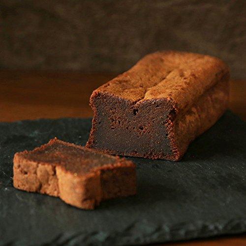 濃厚 ガトーショコラ バレンタイン ギフト チョコレート 川本屋茶舗 (ホール1本)