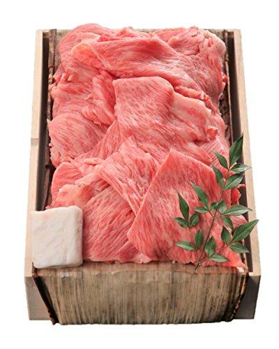 高級食材の松坂牛を60代のお義母さんに贈る