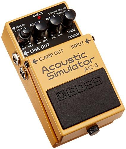 BOSS Acoustic Simulator AC-3 MOOER エフェクター のコピー元一覧! 元ネタはあの名機!! data-recalc-dims=