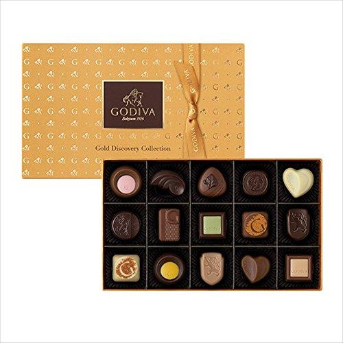 GODIVAのチョコレートは高級感と品の良さで20代女性の憧れのチョコレート