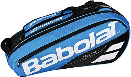 Babolat(バボラ) テニス ラケットバッグ ラケットホルダーX6 ラケット6本収納可 BB751171 ブルー(057)