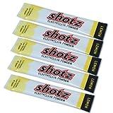 shotzショッツ エナジージェル エレクトロライトパウダー4g×5包