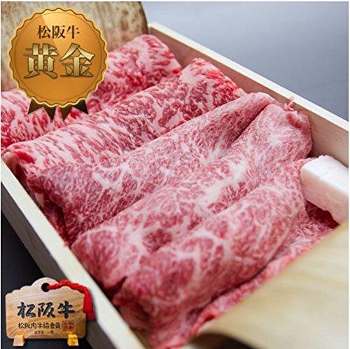 松阪牛のすき焼きを父の日にプレゼント