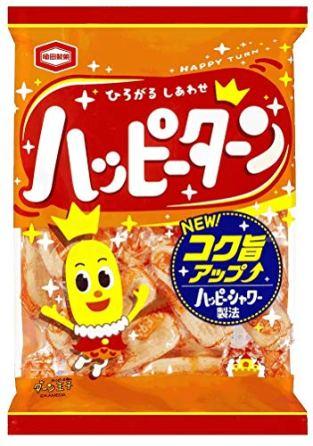 亀田製菓 ハッピーターン 108g×12袋