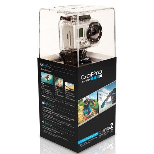 【GoPro NIPPON国内正規品】 GoPro HD HERO2 アウトドアエディションCHDOH-002