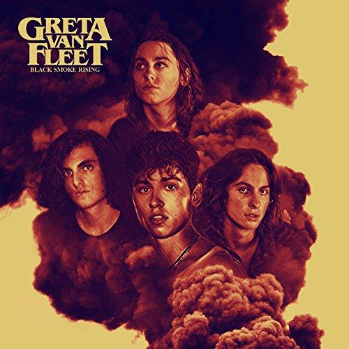GRETA VAN FLEET - BLACK SMOKE RISING (EP) (1 CD)