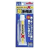 セメダイン 超多用途接着剤 スーパーXクリア スリム AX-043 P20ml