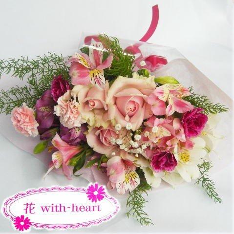 退職者に贈る花束は定番で人気があるギフト